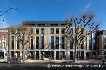 PRP completes Westminster's first Specialist Housing for Older People scheme - Architect's Journal