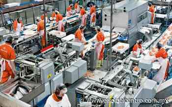 Crece 605% valor de la industria manufacturera de Aguascalientes - El Sol del Centro