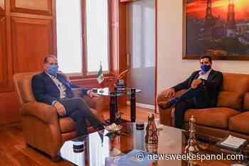 Se reúne Leo Montañez con el gobernador de Aguascalientes - Noticias