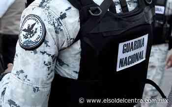 Guardia Nacional con pocas facultades en Aguascalientes - El Sol del Centro