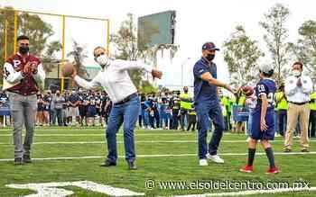 Promueven valores deportivos y cívicos en jóvenes de Aguascalientes - El Sol del Centro