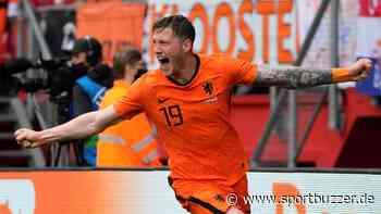 Heiße Diskussion um Oranje-Startelf: Muss Wolfsburg-Knipser Weghorst auf die Bank? - Sportbuzzer
