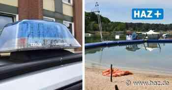 Garbsen: Angriffe auf Frauen und Polizei am Blauen See - Hannoversche Allgemeine