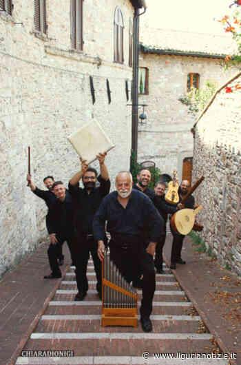 A Genova e Savona musica con Anonima Frottolisti - Liguria Notizie