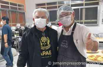Pizza Solidária da APAE de Mogi das Cruzes ocorre nesta sexta-feira - Jornal Impresso Brasil