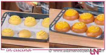 Brioche veneziane, la ricetta di Fulvio Marino con crema - Ultime Notizie Flash