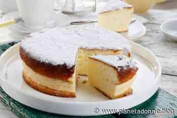 Torta paradiso ripiena di crema al latte: una delizia indescrivibile! - NonSoloRiciclo