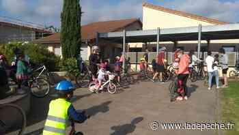Pibrac. Aller à l'école à vélo, c'est possible - ladepeche.fr