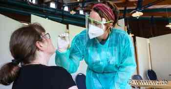 Corona-Teststellen in Dormagen: 60 Prozent weniger Tests - Westdeutsche Zeitung