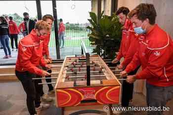 Complex voor nationale hockeyploegen op Wilrijkse Plein geopend