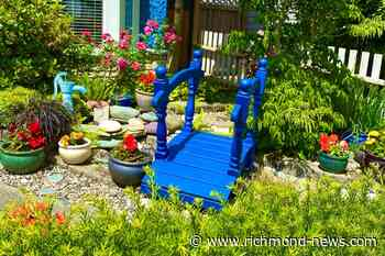 Photo: Beautiful Richmond...how cute is this garden? - Richmond News