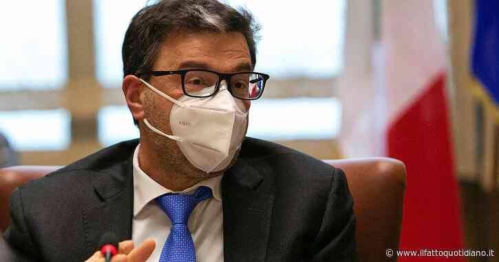 Crisi d'impresa, Giorgetti cambia le regole sui compensi per i commissari delle procedure di amministrazione straordinaria