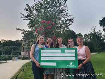 Ladies' Circle HALLE deelt geld uit en gaat op zoek naar nieuwe goede doelen - Editiepajot