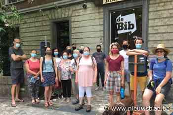 Open Armen en Hallo Nederlands ontdekken de bib - Het Nieuwsblad