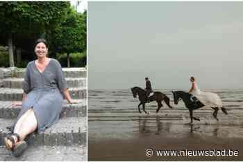 """Trouwen op een vulkaan of al galopperend over het strand? Caro (29) regelt het allemaal: """"Ik ben de Indiana Jo - Het Nieuwsblad"""