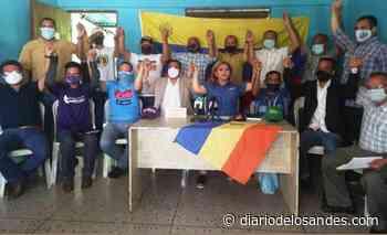 Habitantes de Boconó, Campo Elías y zonas circunvecinas defenderán la democracia - Diario de Los Andes