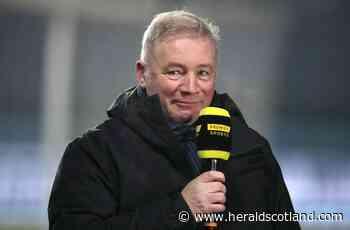 Get the Ally McCoist commentary of Scotland-Croatia in Scotland - HeraldScotland
