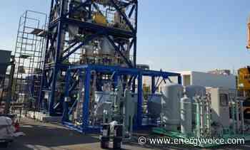 Sewage sludge to hydrogen fuel facility plans for Scotland - Energy Voice