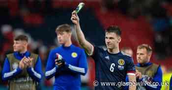 Kieran Tierney explains touching Scotland shin pad tribute to his dog after England draw - Glasgow Live