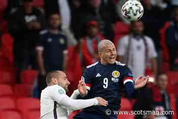 Scotland striker Lyndon Dykes reveals referee asked him to apologise to England's Luke Shaw - The Scotsman