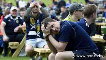 'Painfully familiar, as Scots suffer again' - BBC Sport