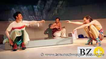 Braunschweiger Schauspielteam rettet eine Insel