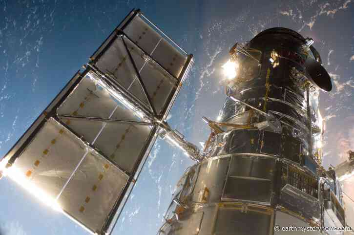 Hubble Space Telescope sidelined by issue with its 1980s computer