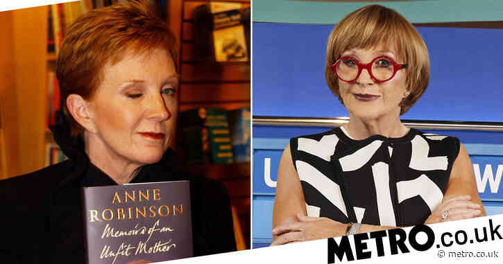Countdown's Anne Robinson says 'stupid' TV boss told her not to do signature wink: 'So I've done it ever since'