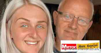 'I gave dad CPR as fiancé ran for defibrillator which saved him with one shock'