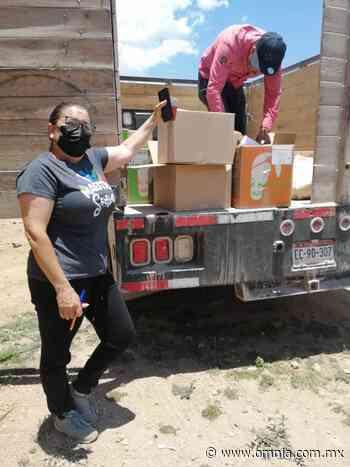 DIF de Guadalupe y Calvo intensifica apoyos a familias vulnerables - Omnia