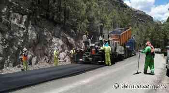 Remodela SCT carretera Parral-Guadalupe y Calvo - El Tiempo de México