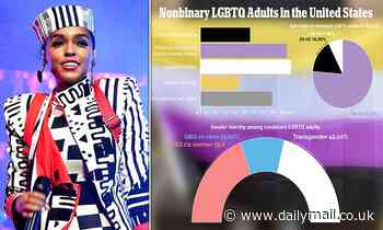 Over one million US adults identify as nonbinary, first-of-its-kind study finds