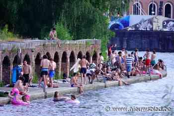 """Krijgt Gent toch extra plek om in openlucht te zwemmen? """"We zullen die optie onderzoeken"""""""