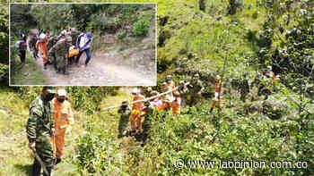 Una dura travesía para socorrer a campesino de Mutiscua en grave estado de salud   Noticias de Norte de Santander, Colombia y el mundo - La Opinión Cúcuta