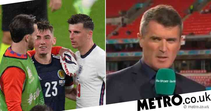 Roy Keane criticises Chelsea duo Mason Mount and Ben Chilwell for missing England clash after