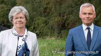 Départementales 2021. Le duo Bouillon-Canu largement en tête à Barentin-Duclair - Paris-Normandie