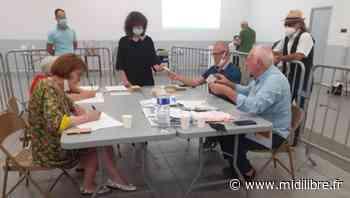 Canton d'Aigues-Mortes: l'union droite centre et le RN se détache lors des premiers résultats - Midi Libre