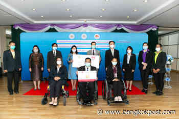 Huawei Donates Labour SIM Cards to Help Empower Persons with Disabilities and the Most Vulnerable During Pandemic - Bangkok Post