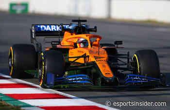 McLaren Racing unveils multi-year Tezos deal, includes sim racing partnership - Esports Insider