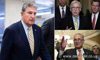 Manchin will vote to PASS voting rights bill - but Democrats still need 10 Republicans to proceed