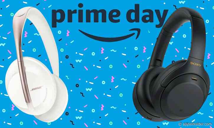 Prime Day deals end tonight: save $100-$170 on Sony WH-1000XM4, Bose 700 headphones