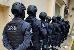 VÍDEO: 40 policiais realizam revista no Presídio Regional de Santa Cruz - GAZ