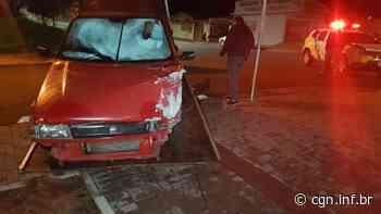 PM recupera Fiat Uno furtado no Bairro Santa Cruz - CGN