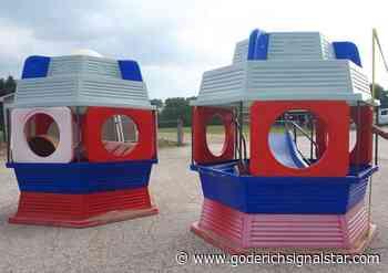 Playground equipment stolen from Mildmay property - Goderich Signal Star