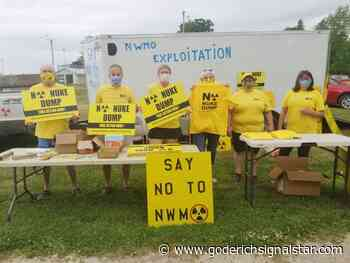 Second yellow protest parade held in South Bruce - Goderich Signal Star