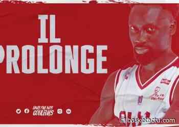 Mérédis Houmounou prolonge deux ans avec le Sluc Nancy - - BasketActu.com