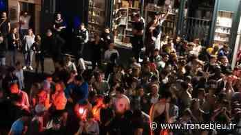 Fête de la musique à Nancy : des milliers de jeunes dans la rue, la police les disperse - France Bleu