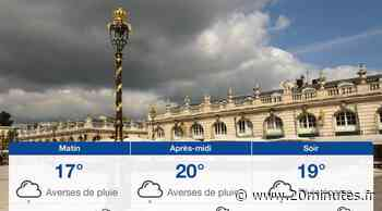 Météo Nancy: Prévisions du mardi 22 juin 2021 - 20minutes.fr