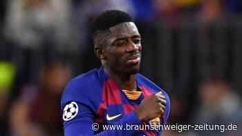 Franzose Dembélé muss wegen Knieverletzung operiert werden