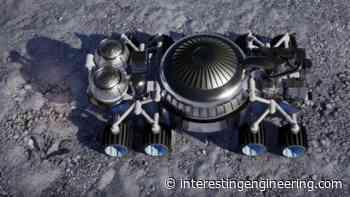New Rocket Mining System Blasts Through Moon Rocks to Reach Ice - Interesting Engineering